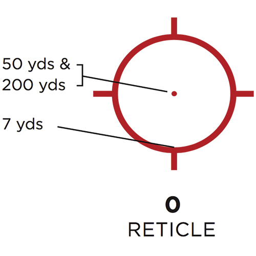 EOtech XPS3 Holografische Zielerfassung Bild 5