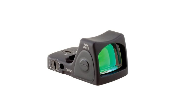 Trijicon RMR Typ 2 Adjustable Red Dot Sight 3.25 MOA Bild 01