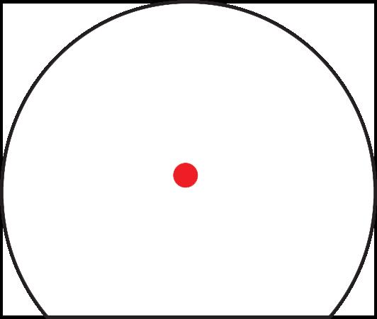 Trijicon SRO Red Dot Sight 5.0 MOA Bild 11