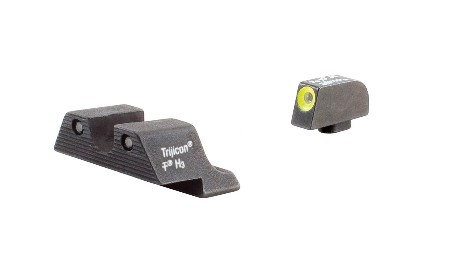Trijicon HD Night Sights Glock Standard Frames Bild 01