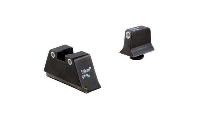 Trijicon Bright & Tough Suppressor Sights Glock Standard Frames Bild 01