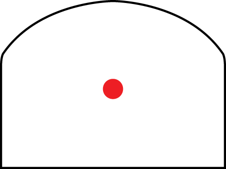 Trijicon RMR Typ 2 Red Dot Sight 6.5 MOA Adjustable LED Bild 12