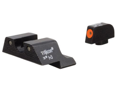 Trijicon HD XR Night Sights Glock Standard Frames Orange Qutline Bild 01