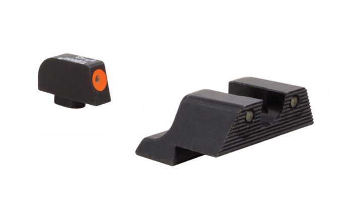 Trijicon HD XR Night Sights Glock Standard Frames Orange Qutline Bild 03
