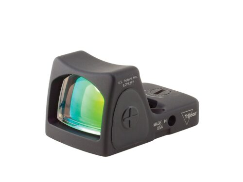 Trijicon RMR Typ 2 Red Dot Sight 6.5 MOA Adjustable LED Bild 01
