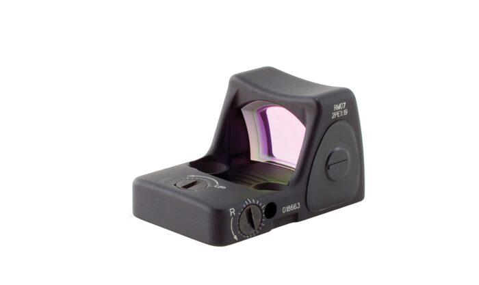 Trijicon RMR Typ 2 Red Dot Sight 6.5 MOA Adjustable LED Bild 05