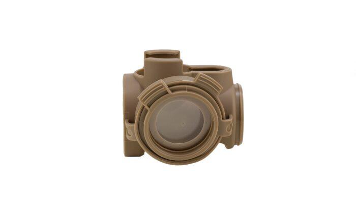 Trijicon MRO Cover Clear-FDE Bild 02