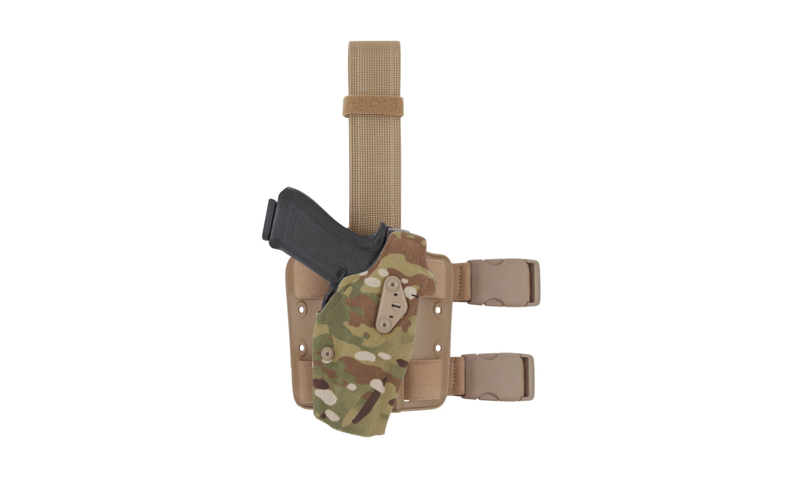 Safariland 6354DO ALS Optic Tactical Holster For Red Dot Optic