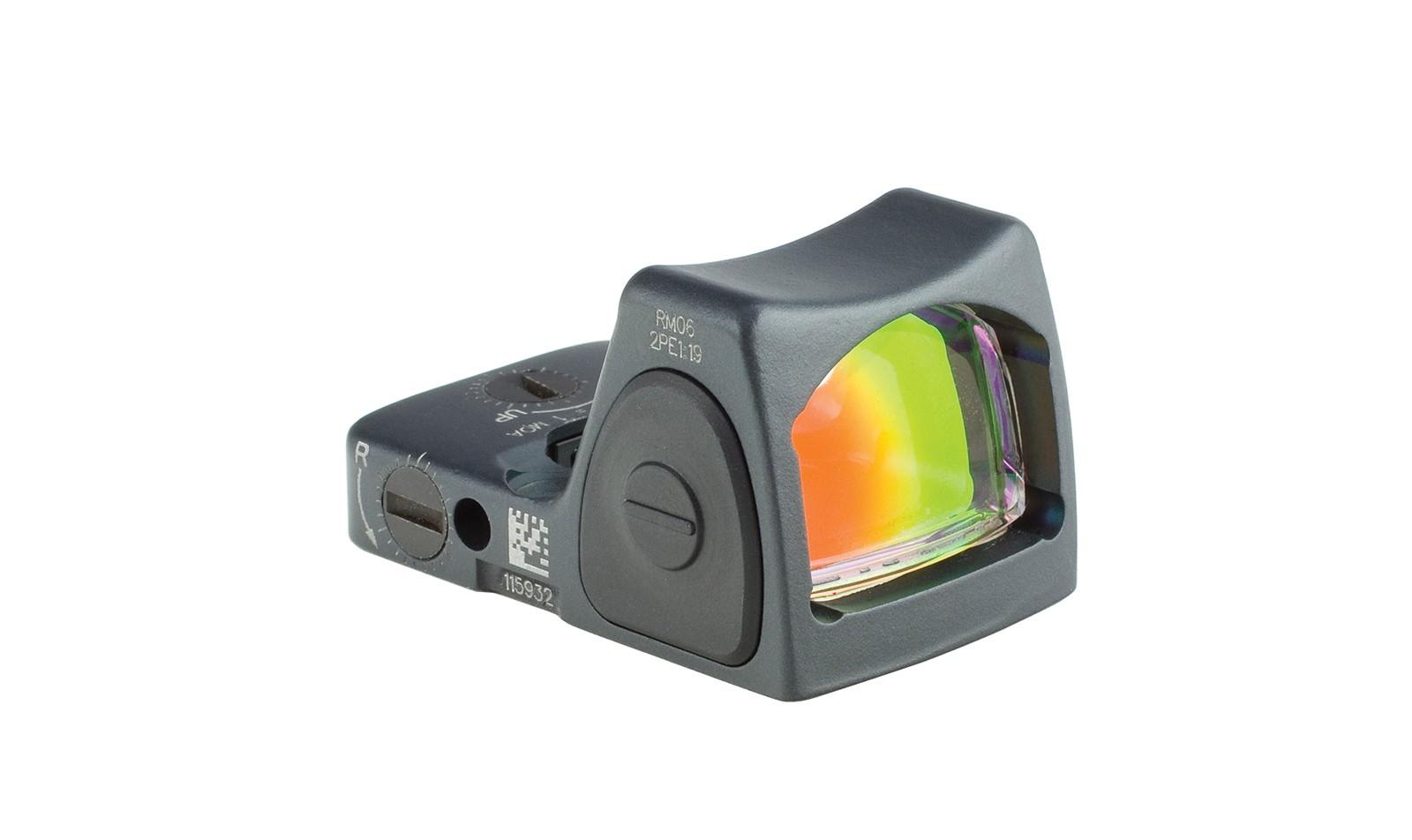 Trijicon RMR Type 2 Red Dot Sight Gray Cerakote Bild 06