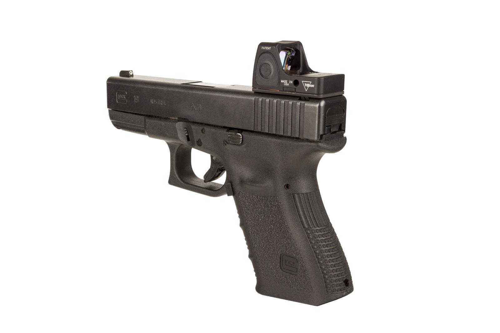 Trijicon RMR/SRO Pistol Mount for Glock Bild 02