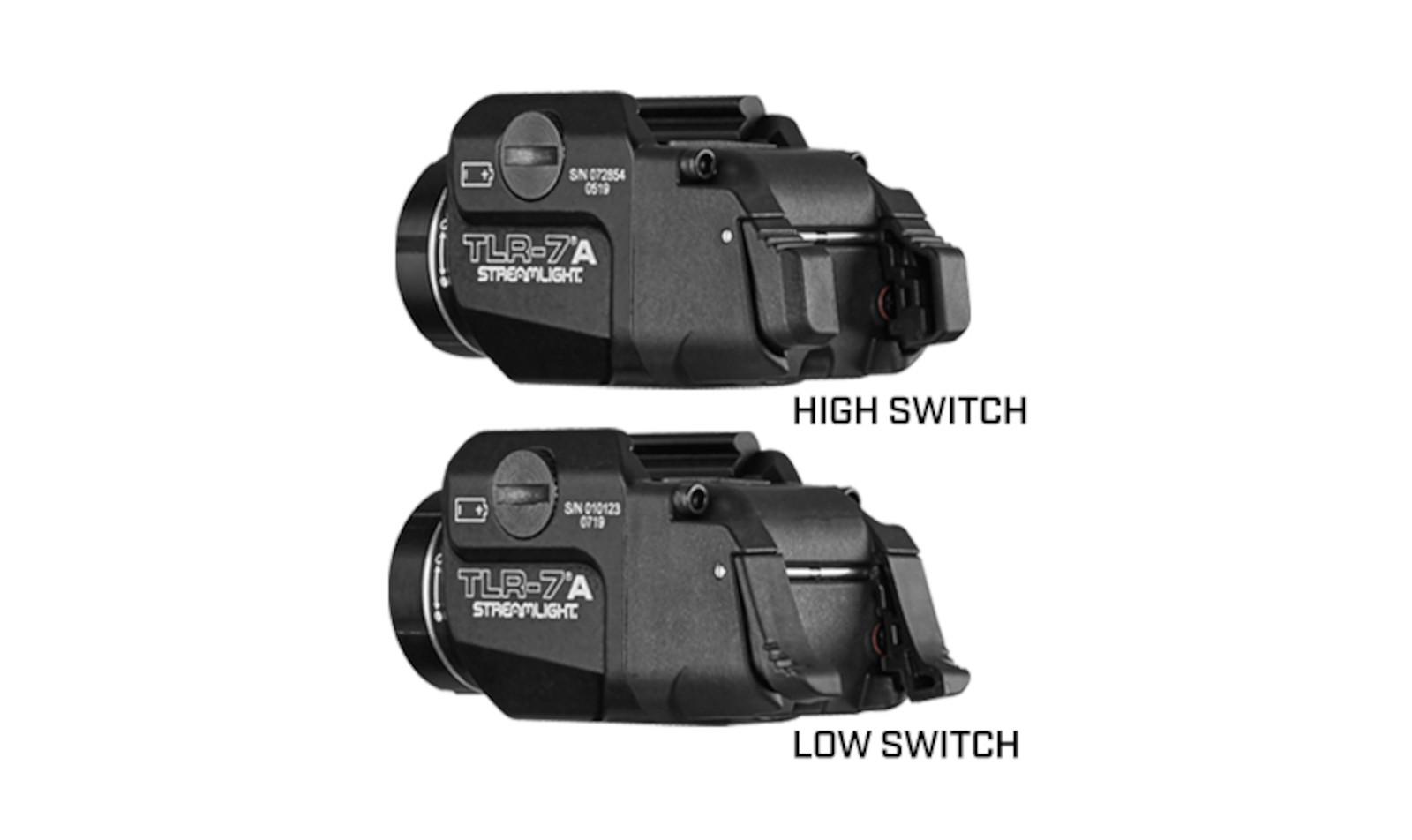 Streamlight TLR-7 A Gun Light With Rear Switch Options Bild 01