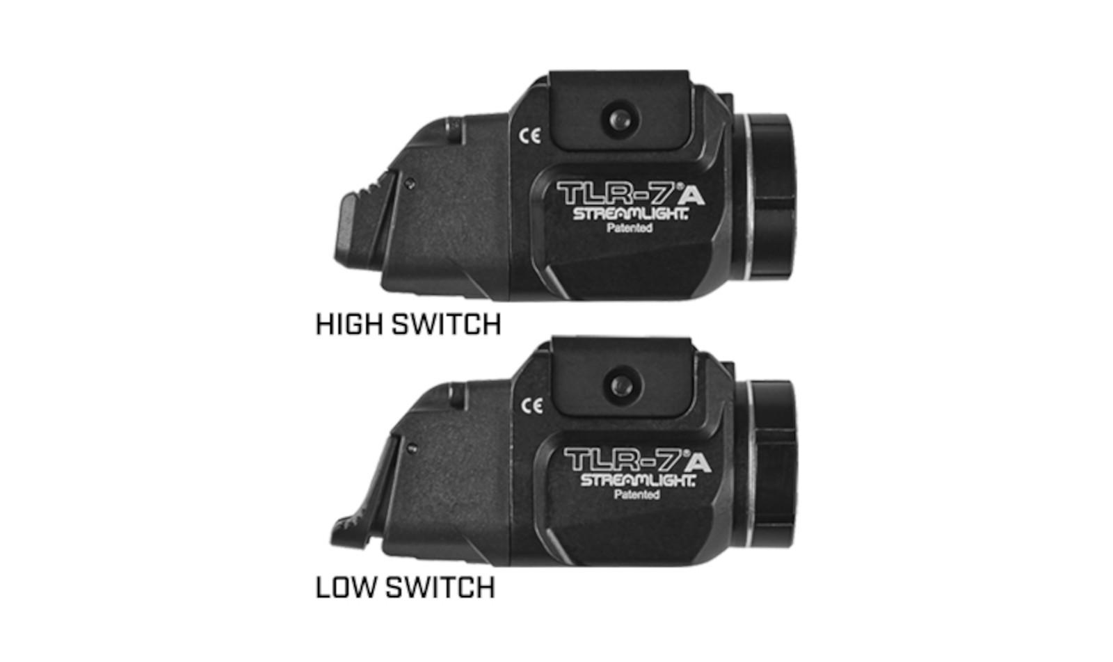 Streamlight TLR-7 A Gun Light With Rear Switch Options Bild 02